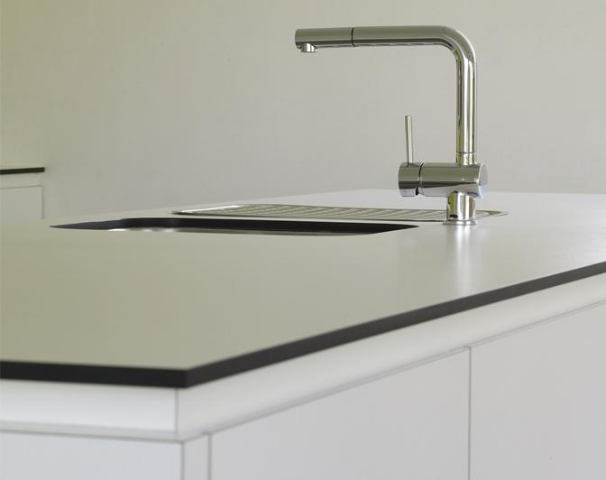 Keuken verhaeghe keuken badkamers interieur inbouwkasten - Eilandjes van keuken ...